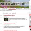 Landkreis Wittenberg mit neuer Internetseite