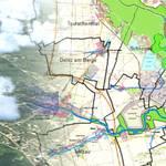 Luftbild und Geofachdaten