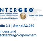 INTERGEO 2014 - brain-SCC stellt Geoshop vor