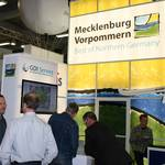 INTERGEO 2014 - brain-SCC GmbH auf dem Landesstand Mecklenburg-Vorpommern