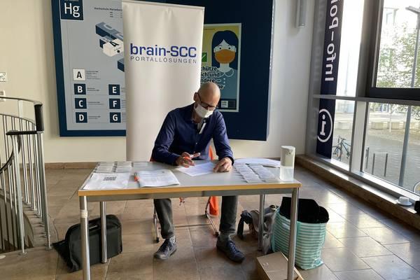 13. brain-SCC Anwendertag © Ronald Schettler, brain-SCC GmbH