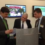 CeBIT 2014: brain-SCC mit innovativen Lösungen für Sachsen-Anhalt