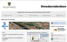 Geodatenportal des Landes Sachsen-Anhalt